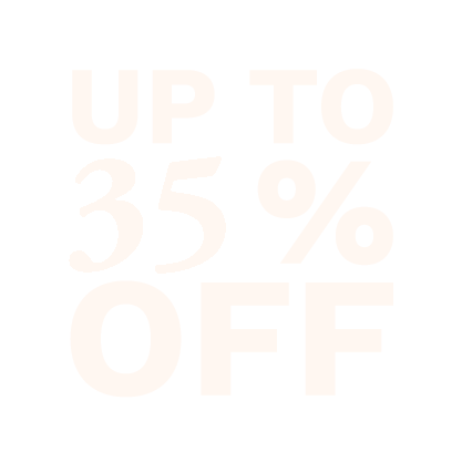 up to 35% Off Icon